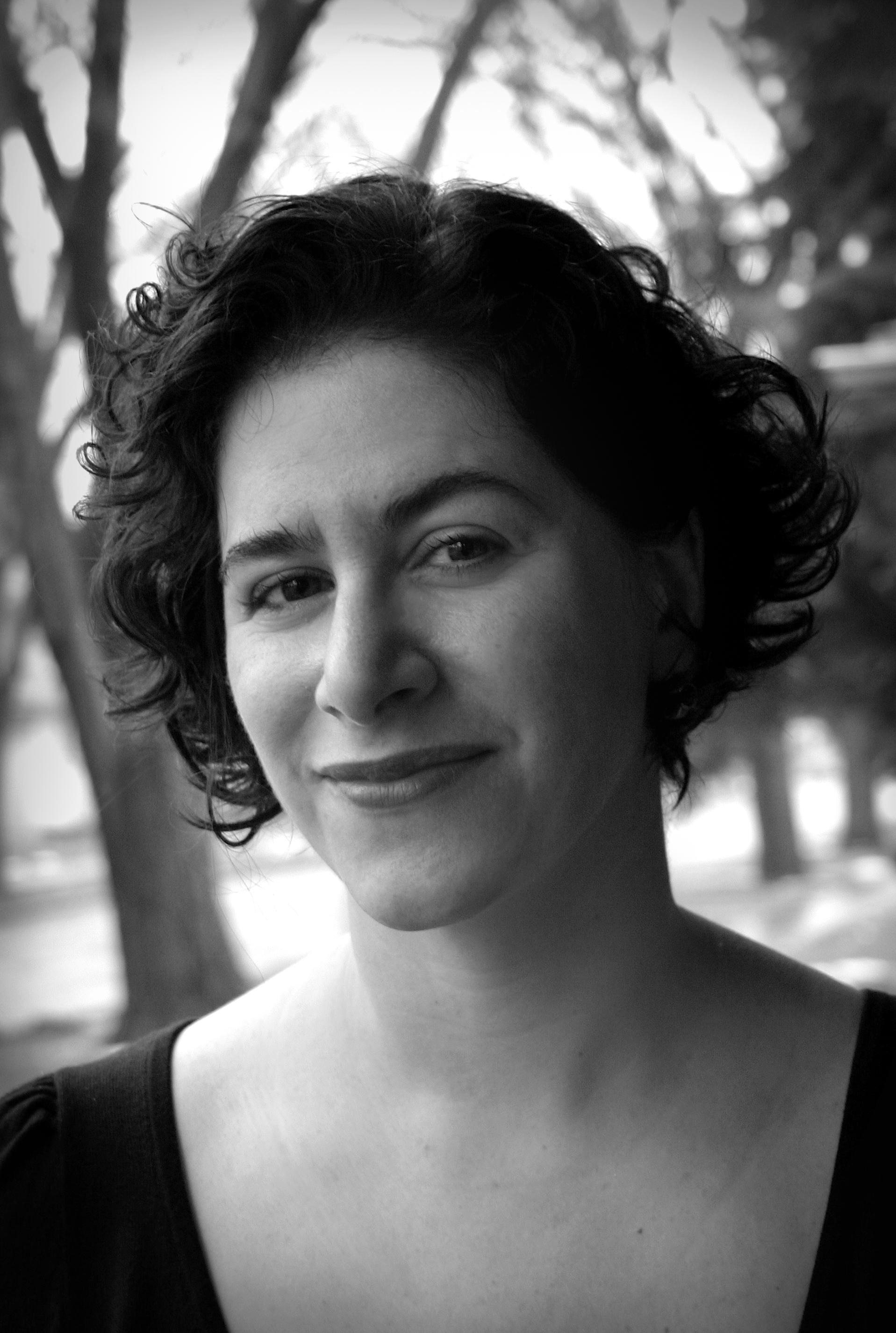 Portrait of Rachel Weber
