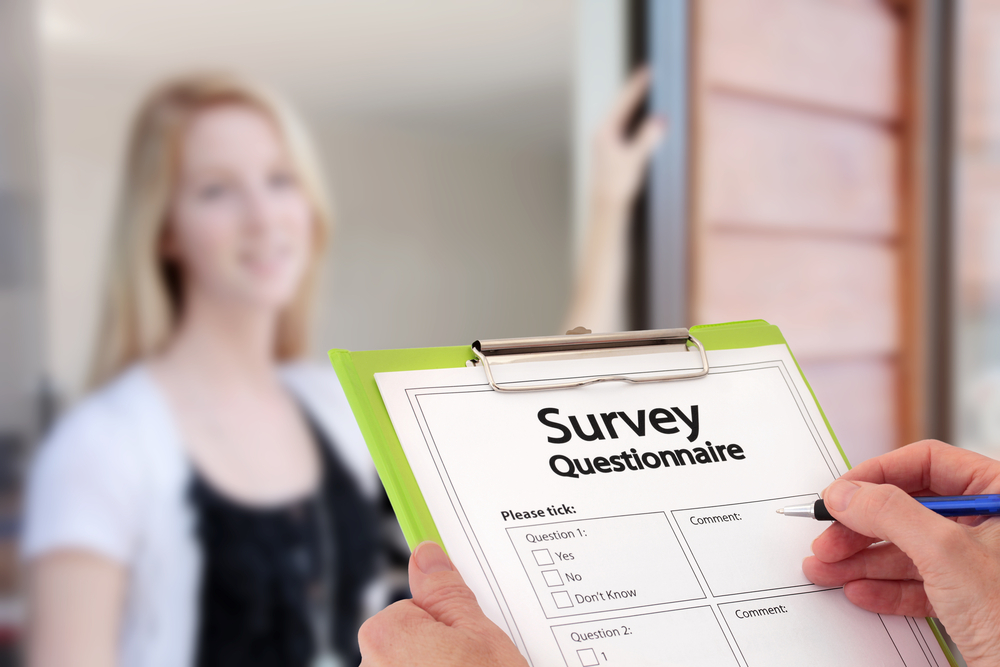 research methodology survey method Results for the survey are based on telephone and face-to-face interviews  conducted under the direction of princeton survey research.