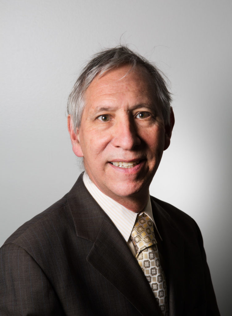 David Merriman, the James J. Stukel Presidential Professor in the Department of Public Administration