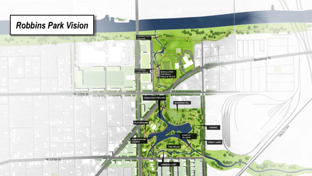 Robbins Park Vision