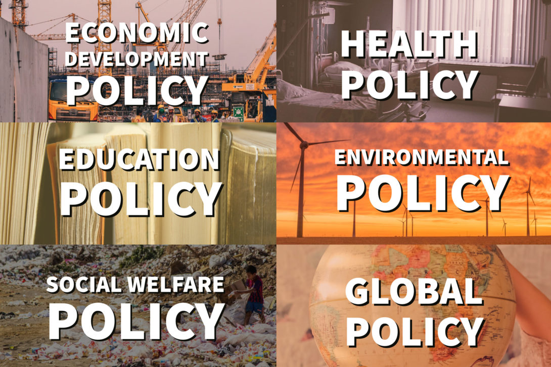 Public Policy Specializations