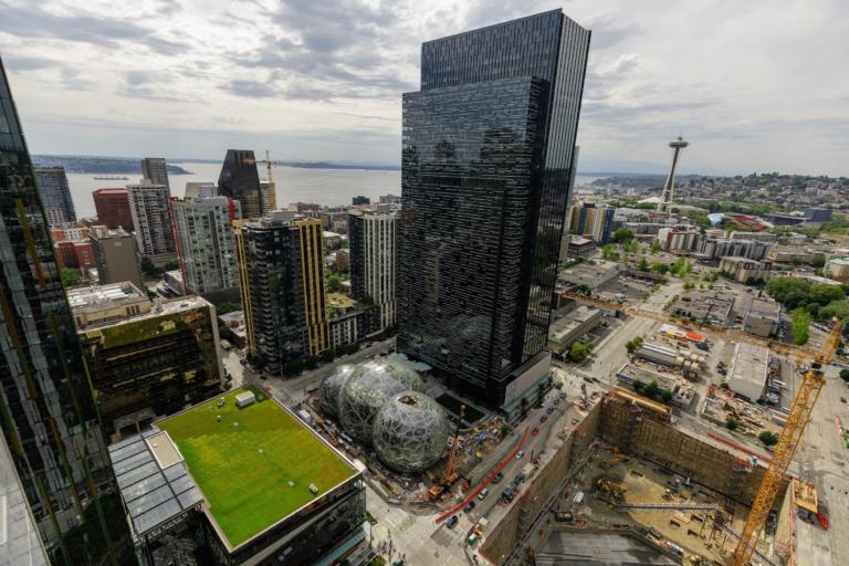 Seattle Amazon location