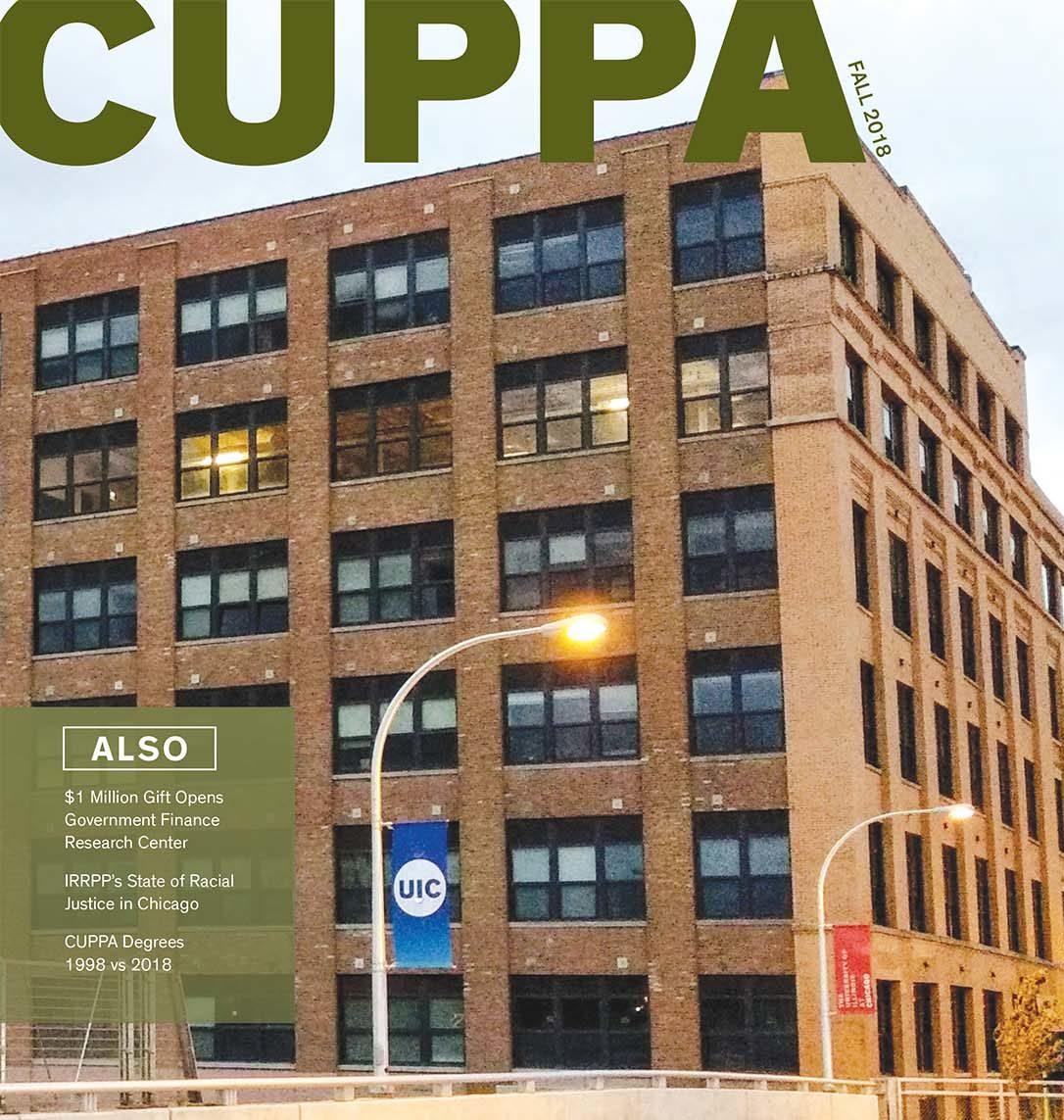 CUPPA Magazine Cover