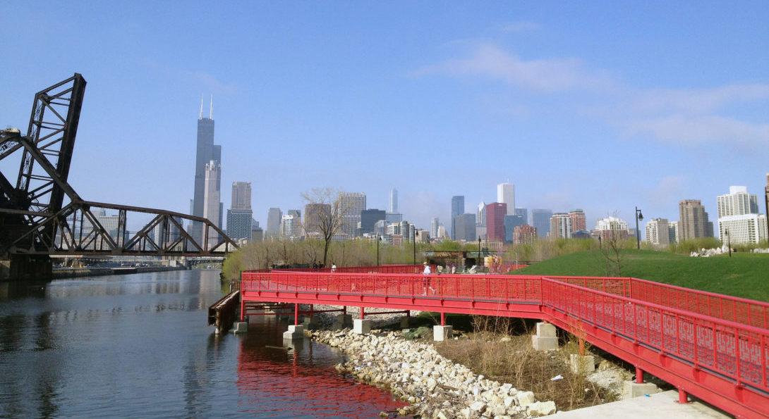 chicago skyine