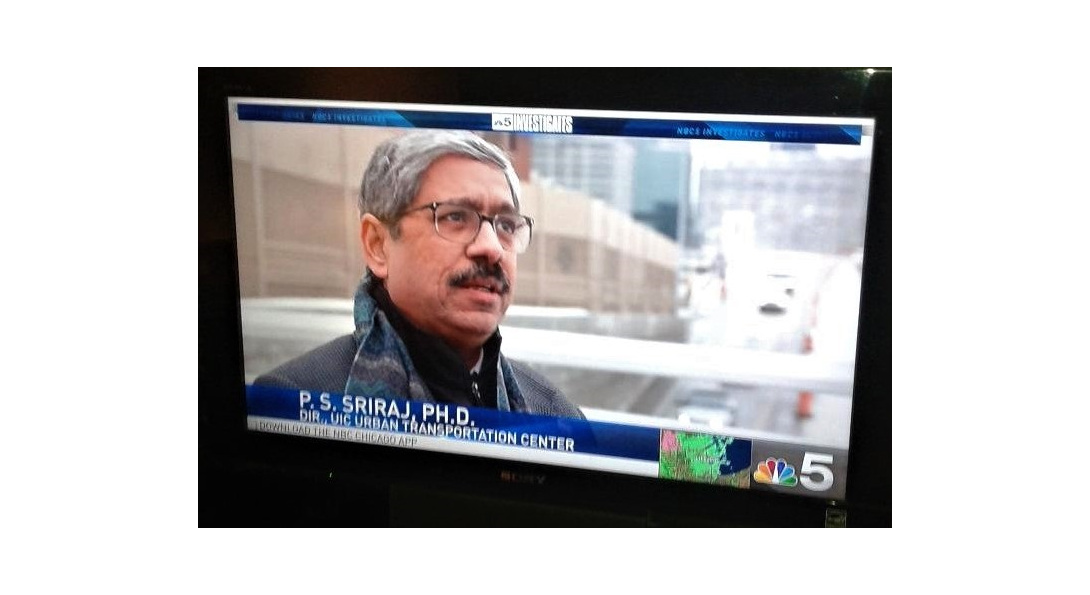 P.S. Sriraj On NBC