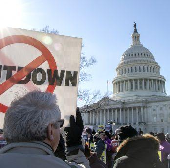 Shutdown Protest