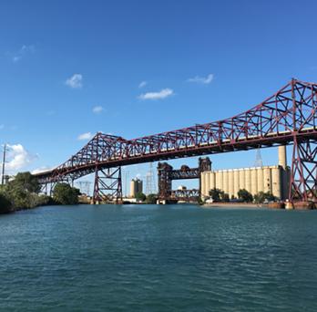 Calumet River Bridge