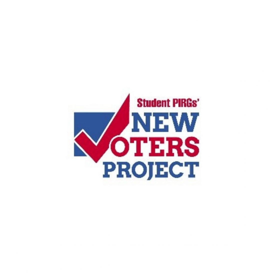 new voters project logo
