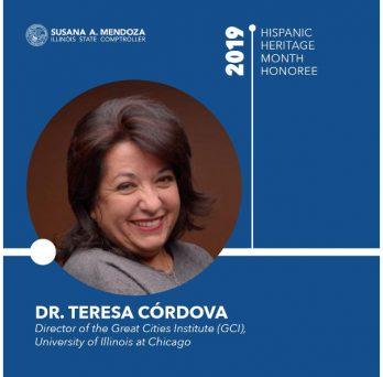 Teresa Cordova Honoree Image
