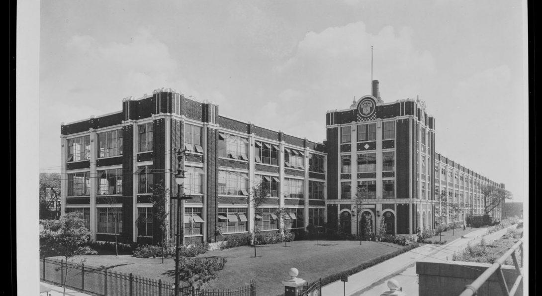 Old Brach's Factory