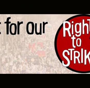 Strike Graphic