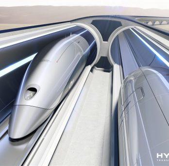 Hyperloop Mock Up