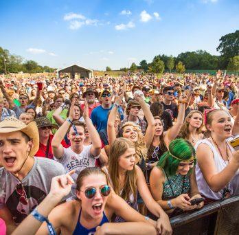 Music Festival Fans