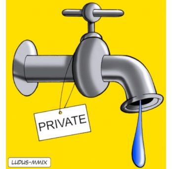 private water image