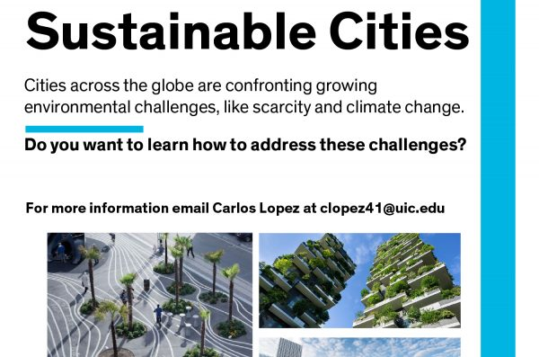 Minor in Sustainable Cities