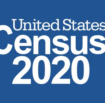 Image of the Census 2020 logo