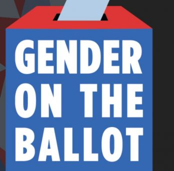 Gender On The Ballot Logo