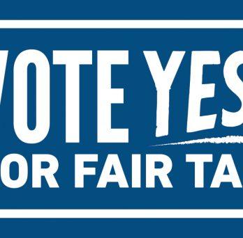 Fair Tax Flyer