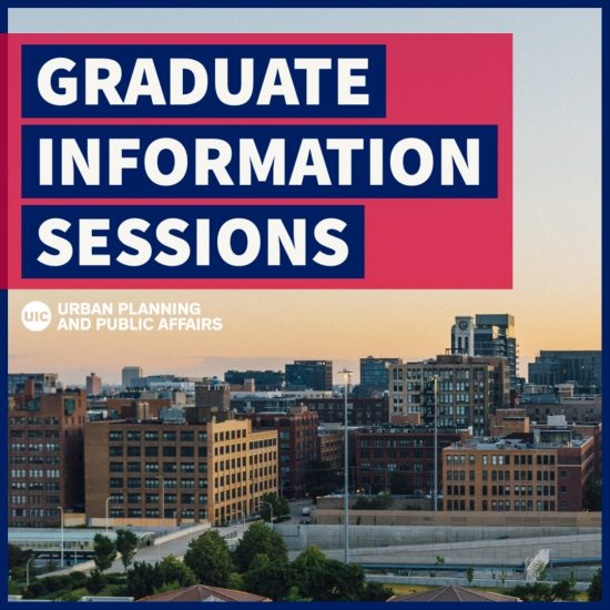 Grad Information Sessions Image
