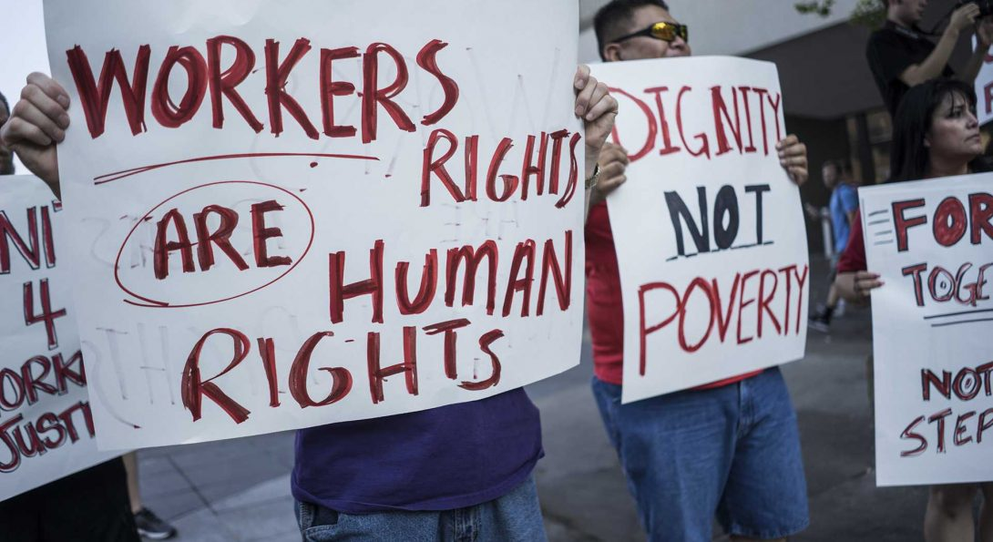 Labor Activists