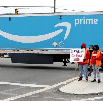 Amazon Union Workers
